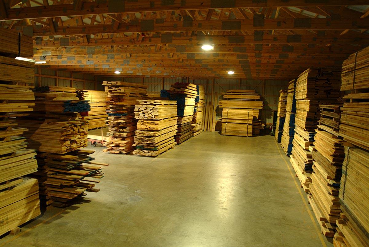 Kellogg hardwood lumber cabinet grade