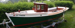 mohagany boats