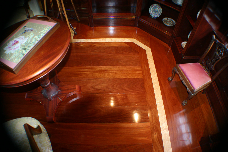 Kellogg hardwood lumber santos mahogany hardwood flooring for Mahogany flooring